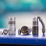 bar-turning part for automotive injection