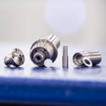 bar-turning parts for polluting emissions reduction system