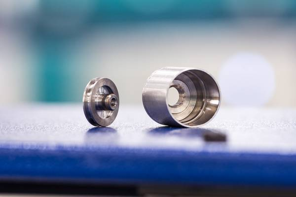 bar-turning parts for automotive schok absorber
