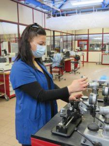 Témoignage emploi technicien décolletage Haute-Savoie