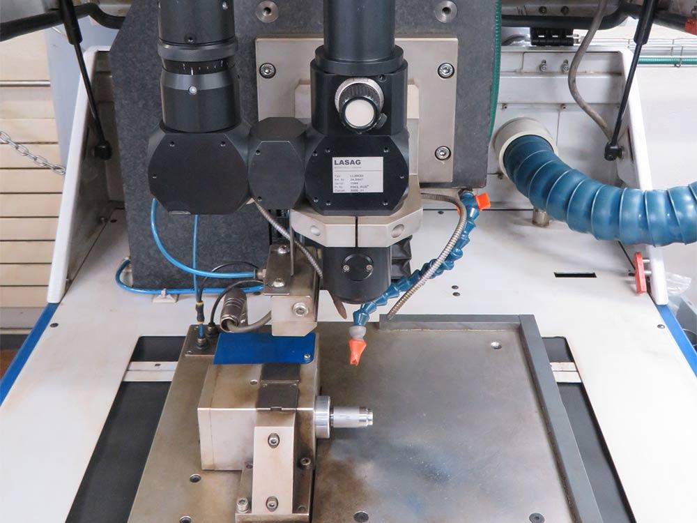 machine lavage pièce industrielle